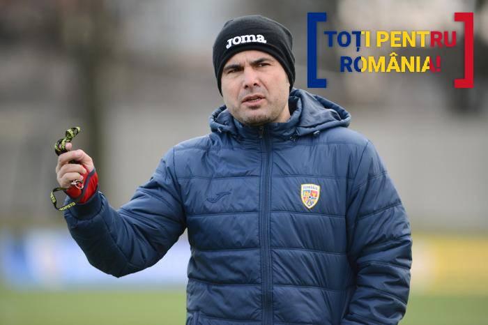 """TOŢI PENTRU ROMÂNIA   Adrian Mutu vrea să îl răzbune pe Victor Piţurcă: """"Chiar astăzi mă uitam la meci! Sper ca rezultatul să fie diferit!"""" Ce a discutatcu Rădoi"""