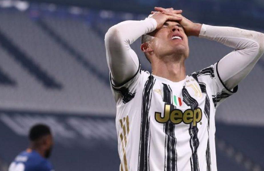 """Cristiano Ronaldo, desfiinţat după umilinţele suferite de Juventus! Antonio Cassano a pus tunurile pe starul portughez: """"Un eşec! Se gândeşte doar la recorduri"""""""