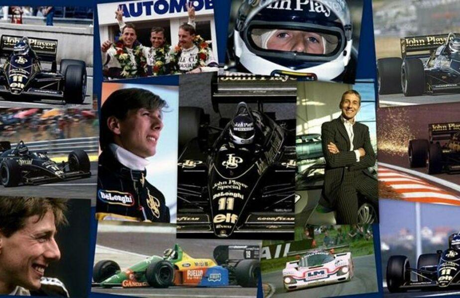 """A murit marchizul de Bute, coechipierul pe care Senna l-a dorit la """"Lotus""""! O proprietate i s-a vândut cu 45.000.000 £!!!"""