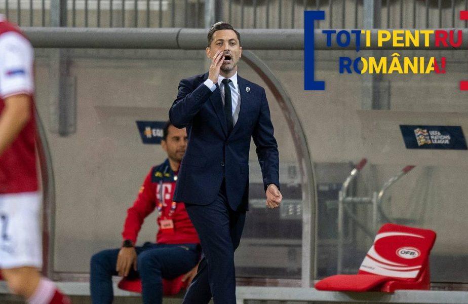 TOŢI PENTRU ROMÂNIA | Mirel Rădoi poate fi pe bancă în meciul cu Macedonia de Nord. Anunţul făcut de Nicolae Dică