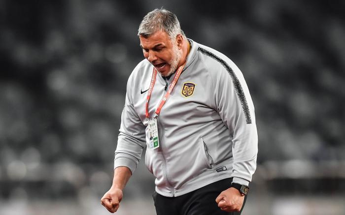 """Cosmin Olăroiu a rupt tăcerea după desființarea lui Jiangsu: """"E cu adevărat halucinant!"""" Cere dreptate pentru echipa unde a scris istorie"""