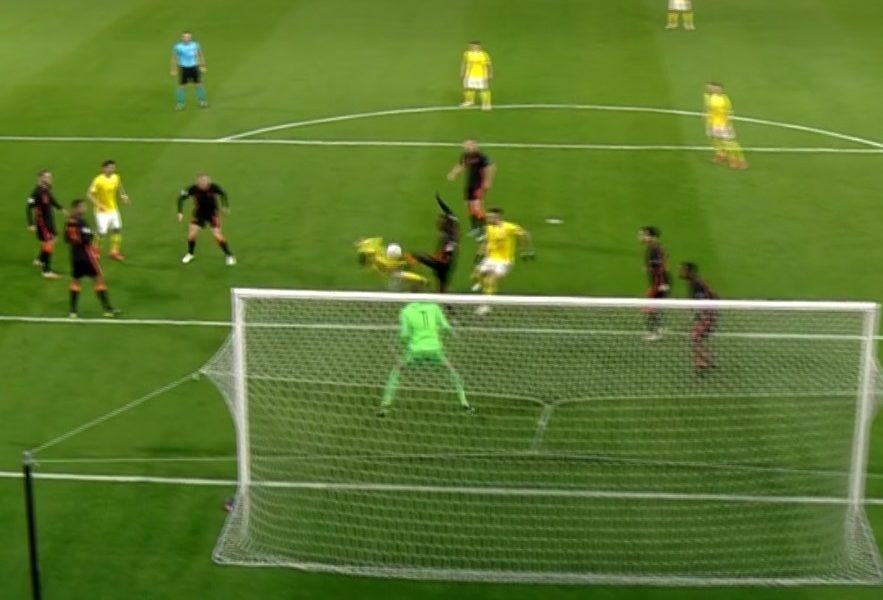 România U21 – Olanda U21 | Alexandru Paşcanu, ocazie uluitoare. Portarul olandez a avut un reflex ireal