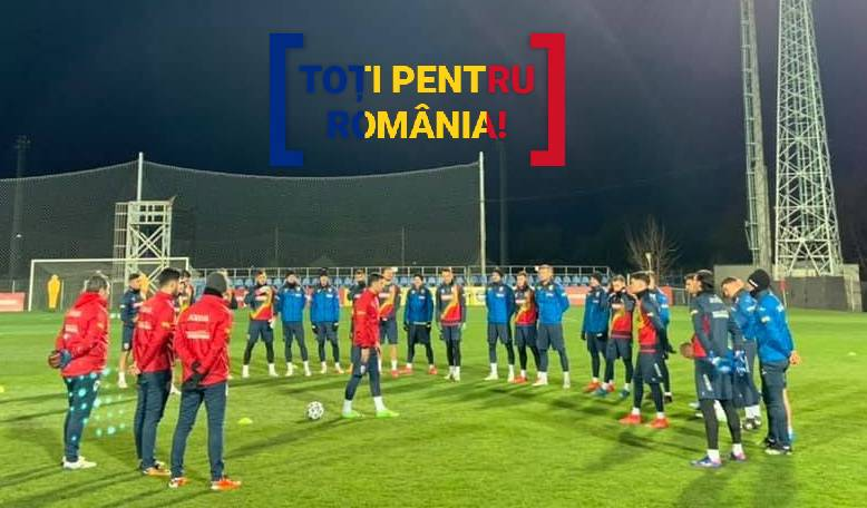 TOȚI PENTRU ROMÂNIA! Tricolorii și-au ales numerele pentru debutul în preliminariile Cupei Mondiale din 2022! Cine va fi 'decar'