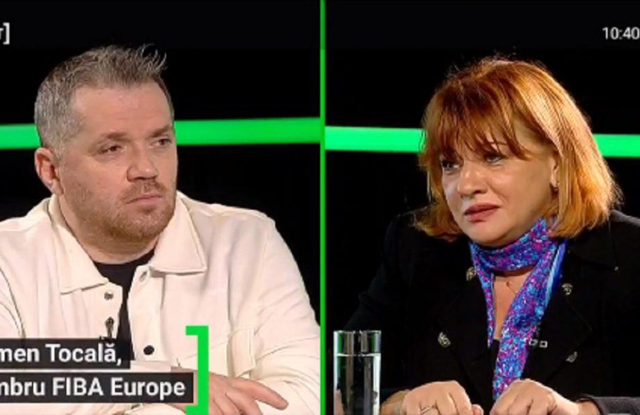 EXCLUSIV AS.ro LIVE | Carmen Tocală, pariu inedit făcut cu Ion Ţiriac. Cum poate câştiga o maşină de colecţie a miliardarului român
