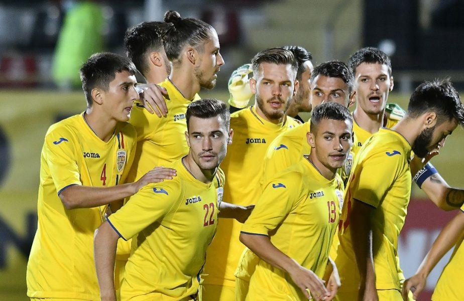 """Radu Drăgușin, prima reacție după ce Mutu l-a lăsat pe bancă la primul meci de la Euro U21. """"E o situație complicată"""""""