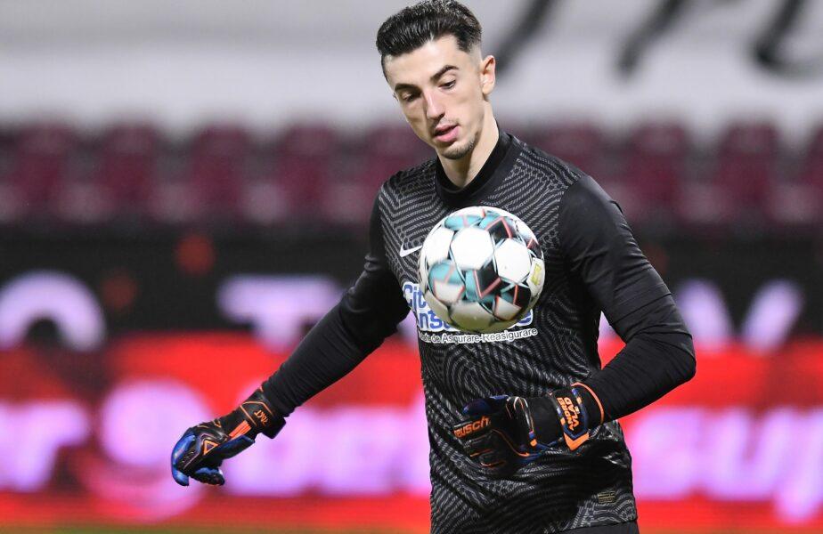 """""""Mai rar vezi aşa ceva!"""" Andrei Vlad, euforic după debutul la EURO U21. Mesaj pentru cei de la FCSB: """"Se vede asta în jocul meu!"""""""