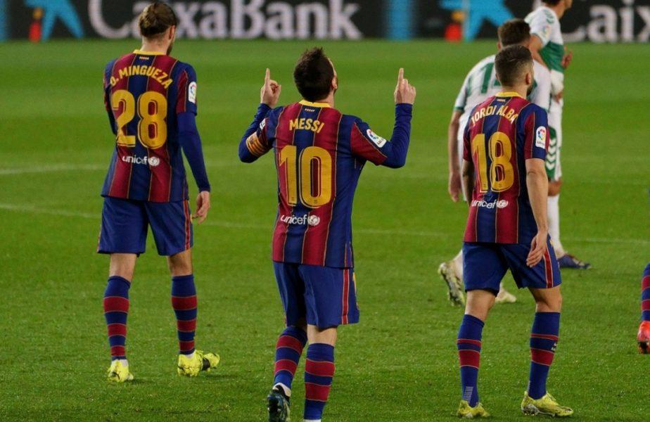 Barcelona a găsit partenerul perfect pentru Lionel Messi! Catalanii au pus ochii pe un star care joacă cu Cristiano Ronaldo