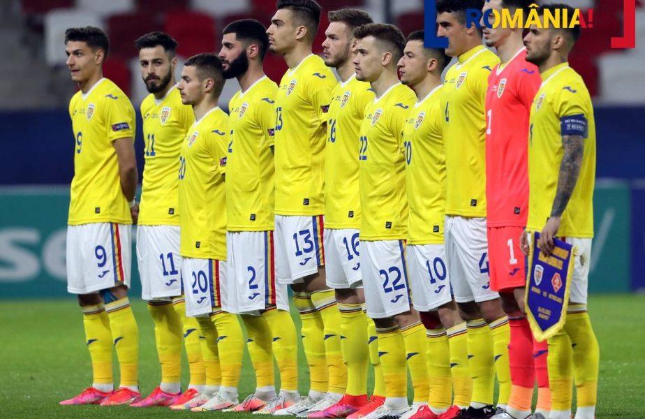 TOŢI PENTRU ROMÂNIA | Ei au dat kilometrajul pentru cap! Top 5 al tricolorilor care au alergat cel mai mult în România U21 – Olanda U21 1-1