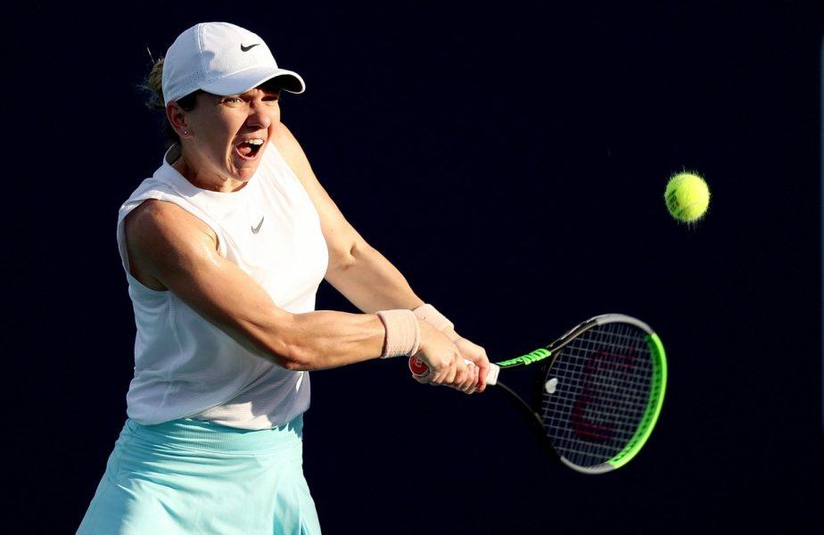 Simona Halep – Caroline Garcia 3-6, 6-4, 6-0. Simona a distrus-o pe franțuzoaică în decisiv. Revenire formidabilă a numărului 3 WTA, care a avut și probleme medicale