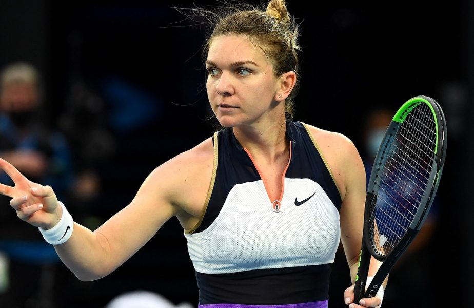 Simona Halep a atins o bornă fabuloasă în meciul cu Caroline Garcia. Ce a declarat campioana noastră și cu cine se va duela în turul 3 de la Miami