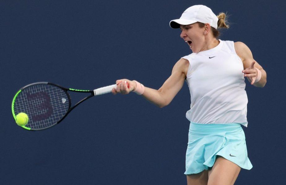 Simona Halep, victorie mare la Miami. A eliminat principalele favorite din proba de dublu, alături de Angelique Kerber