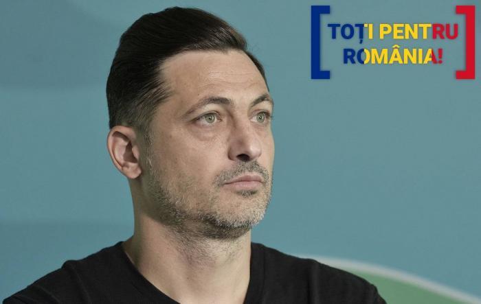 """TOȚI PENTRU ROMÂNIA   """"Ar fi bun și un rezultat de egalitate!"""" Mirel Rădoi le-a transmis un mesaj clar lui Ianis Hagi și Mihăilă înaintea partidei cu Germania"""