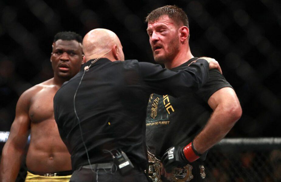 VIDEO | Miocic vs Ngannou, diseară la UFC 260! Cei mai tari grei din MMA se bat pentru centură