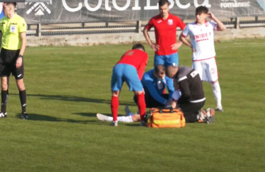 CSA Steaua - Dinamo 2, Liga 3