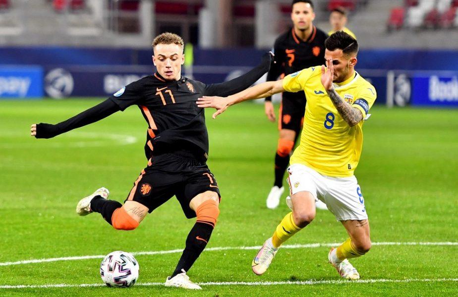 România U21 – Ungaria U21   Lovitură pentru Mutu! Căpitanul Marius Marin va rata meciul cu Germania