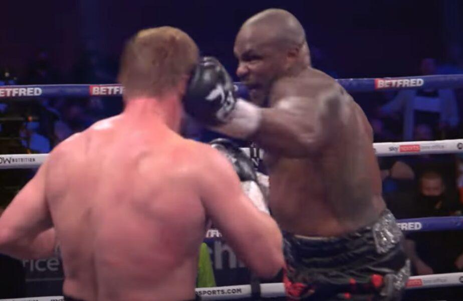 VIDEO | Whyte vs Povetkin, ce KO! Britanicul își ia centura înapoi după ce fusese făcut KO în august