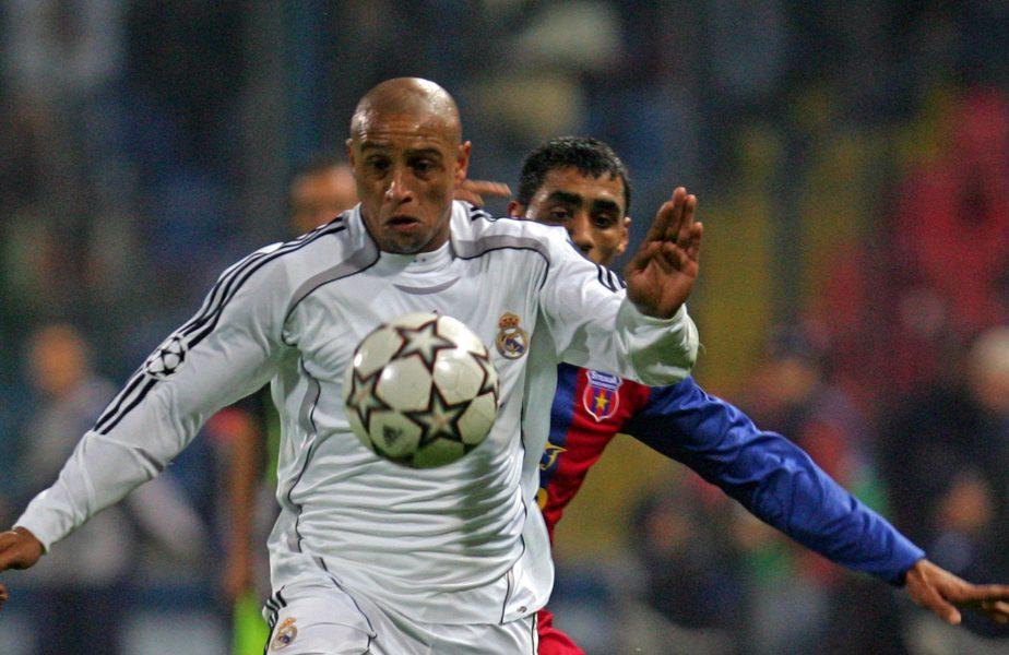 """Roberto Carlos: """"Luxemburgo ne-a tăiat vinul și berea la Real Madrid. N-a stat nici măcar un an…"""""""