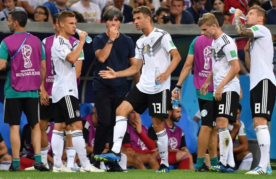 România – Germania | Veste şoc primită de nemţi. Una dintre vedete şi-a anunţat retragerea chiar înaintea meciului de la Bucureşti