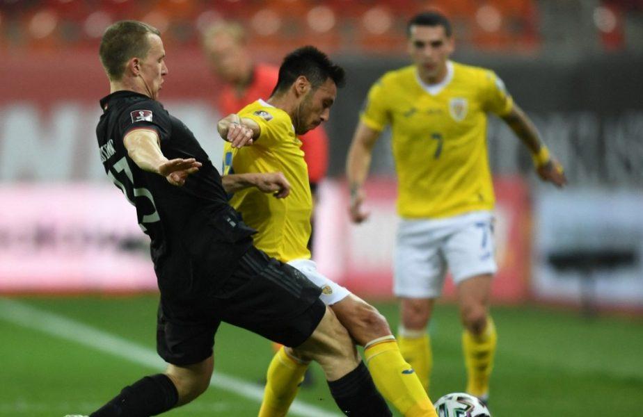 """Mirel Rădoi a pierdut """"pariul""""! Mario Camora a gafat în meciul cu Germania. Selecţionerul nu a stat pe gânduri şi l-a schimbat"""
