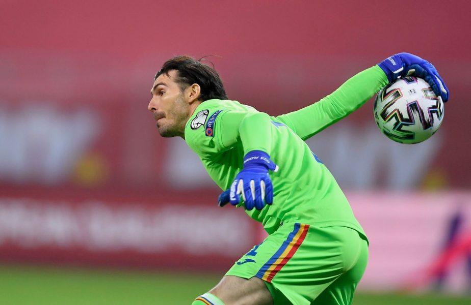 Reacţia UEFA după România – Germania 0-1, meci în care uriaşul Niţă a avut mai multe intervenţii uluitoare
