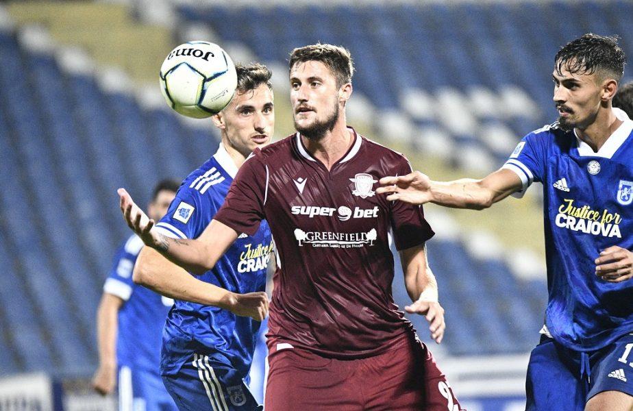 S-a tras la sorţi ţintarul play-off-ului Ligii 2. Ce meciuri sunt în prima etapă şi când se joacă FC U Craiova – Rapid