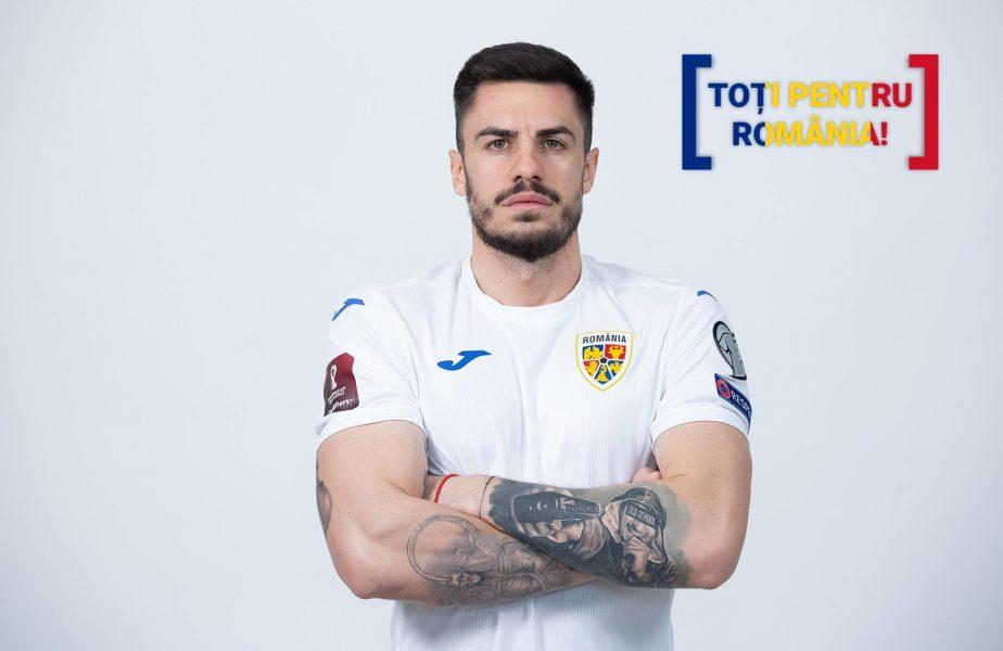 TOȚI PENTRU ROMÂNIA! Ca Steaua la Sevilla! Ce echipament va purta România în meciul cu Armenia
