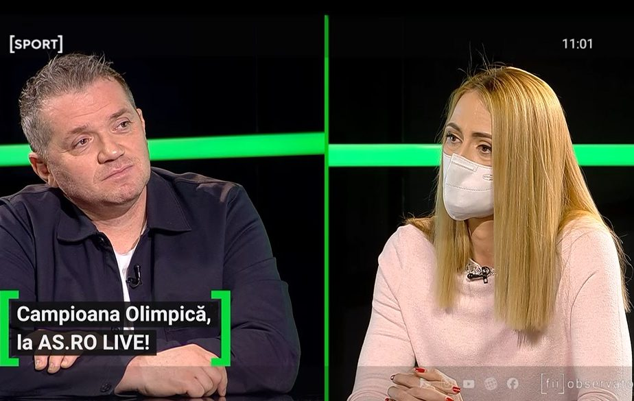"""EXCLUSIV AS.ro LIVE   """"Am crezut că văd dublu. Aveam doi de 1!"""" Povestea """"aurului"""" de la Atena! Camelia Potec și-a învins idolul"""