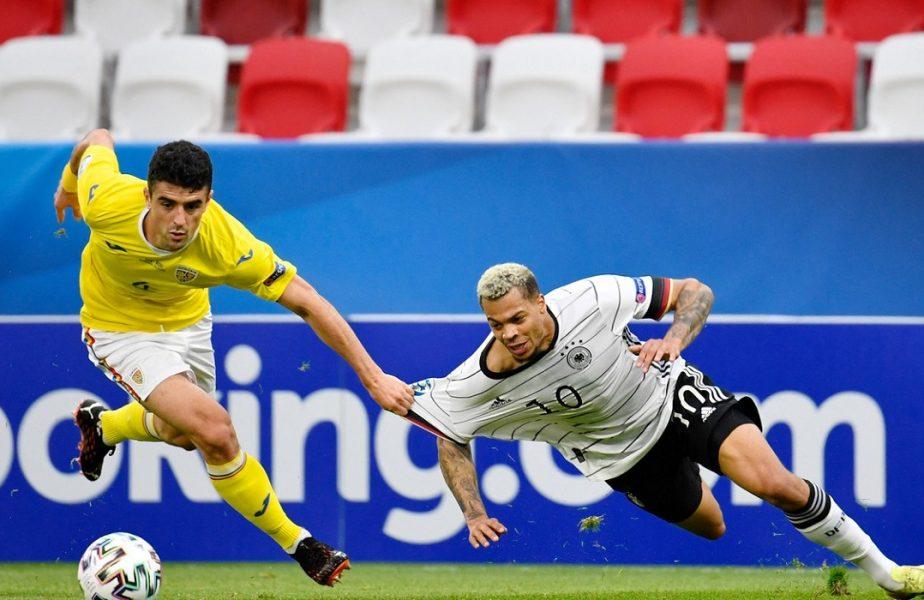 România U21 – Germania U21 0-0   Am dat-o bara-bara cu nemţii! Noi am rămas pe bară după un meci în care am luptat până în ultima secundă