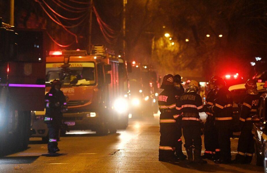 Incendiu puternic la baza FCSB din Berceni! O persoană a murit. Anunțul făcut de ISU