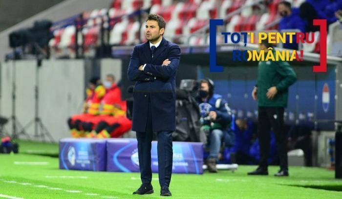 Adrian Mutu, selecţioner România U21