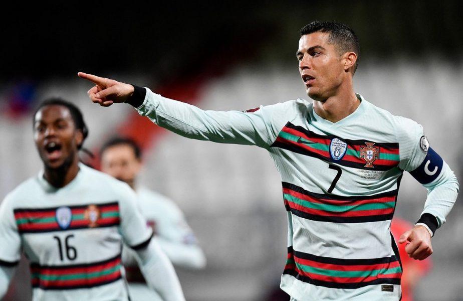 Cristiano Ronaldo, înainte de Euro 2020
