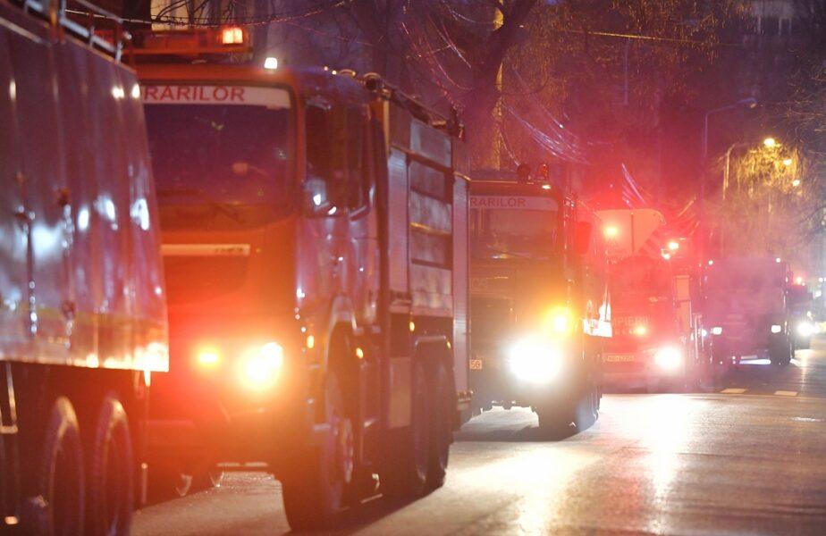 Cine era persoana care a murit în incendiul de la baza lui FCSB din Berceni. În ce stare se află cei doi răniţi