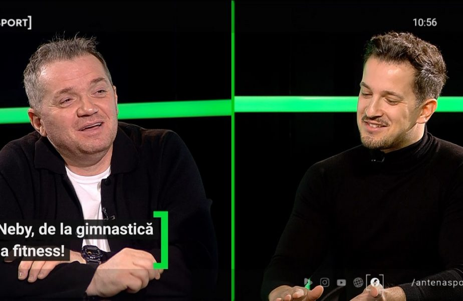 """AS.ro LIVE   A devenit campion mondial după ce şi-a """"subţiat"""" adidaşii! Florin Neby: """"Noi, românaşii, ne-am gândit ce să facem"""""""