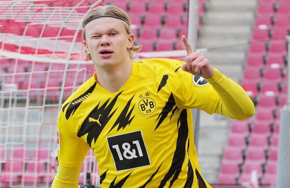 """Erling Haaland a făcut marele anunț! Unde va juca vedeta Borussiei Dortmund în sezonul următor: """"Am visuri mari! Vreau mai mult"""""""