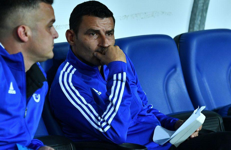 """Scandal după Mioveni – FC U Craiova 0-0. Acuzaţii dure ale lui Trică: """"M-a înjurat! Vreau să ştiu cine e!"""" Oltenii au ratat o ocazie monumentală"""