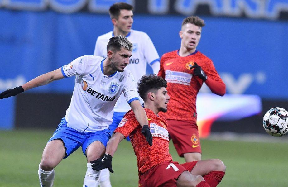 """Andrei Ivan, mesaj războinic înaintea derby-ului FCSB – Universitatea Craiova: """"Voi marca golul decisiv!"""""""