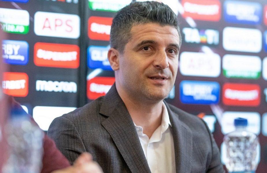 """Daniel Niculae a început curăţenia la Rapid! """"Vor pleca săptămâna viitoare"""". Anunţul făcut de noul preşedinte al giuleştenilor"""