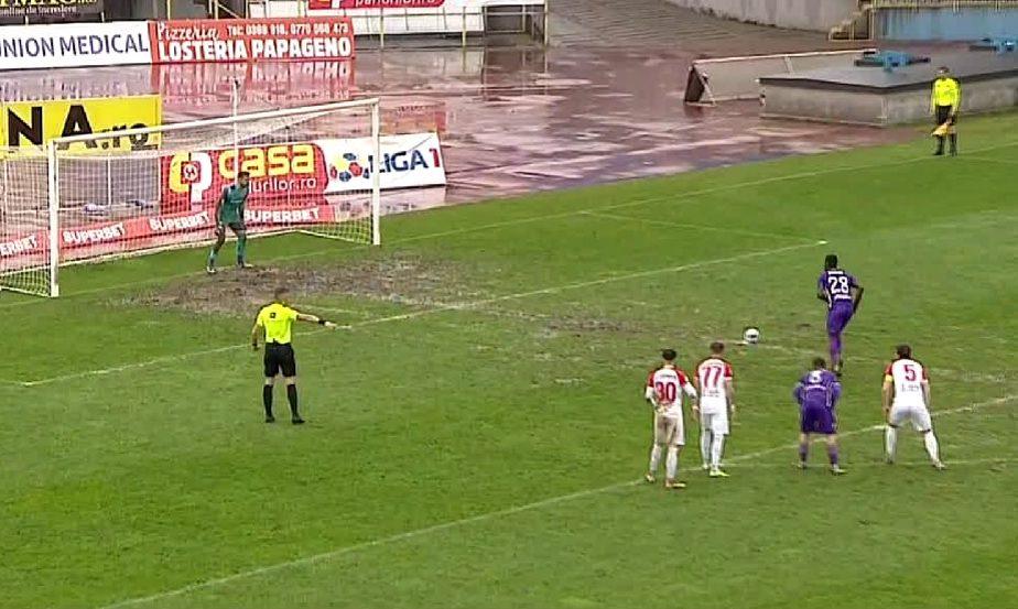 FC Hermannstadt – FC Argeş 4-1. Dezastru pentru piteșteni. Echipa lui Prepeliță e cu un pas în play-out