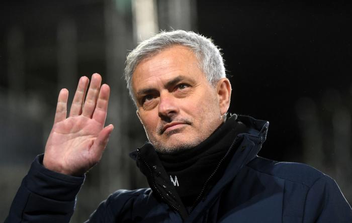 Jose Mourinho, manager Totttenham