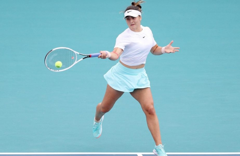 Bianca Andreescu a abandonat în lacrimi finala de la Miami! Cum a fost consolată de liderul mondial Ashleigh Barty
