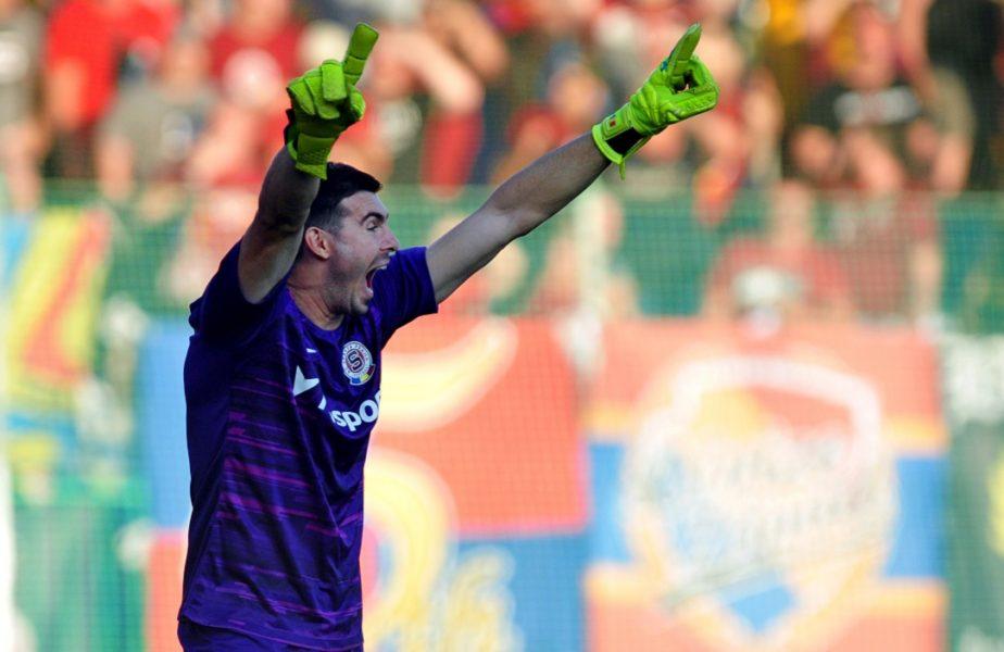 Florin Niță, cadou ideal din partea șefilor de la Sparta Praga! Românul a fost implicat într-un meci nebun, cu 9 goluri