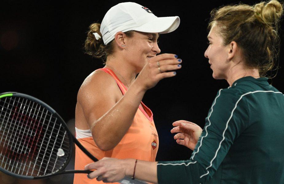 """Ashleigh Barty a lăsat-o în urmă pe Simona Halep, în clasamentul WTA şi le răspunde criticilor. """"Nu trebuie să dovedesc nimic"""""""