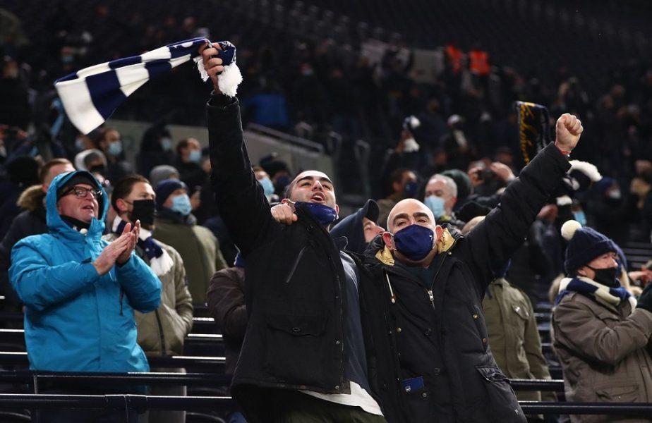 Tottenham – Manchester City, finala Cupei Ligii Angliei, se joacă cu mii de suporteri în tribune! Ce condiţii trebuie să îndeplinească fanii