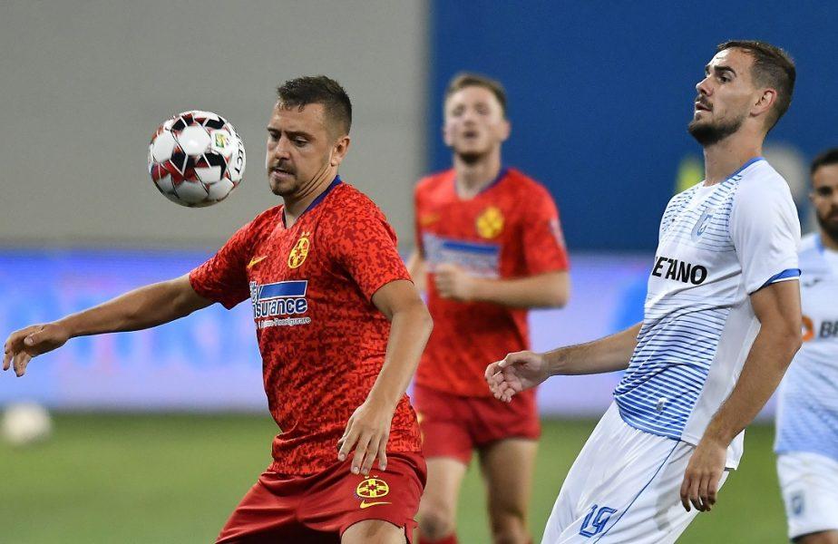 """Andrei Miron, cu capul în pământ! Fundaşul şi-a făcut autocritica după derby-ul cu Craiova: """"Am avut un atac neglijent"""""""