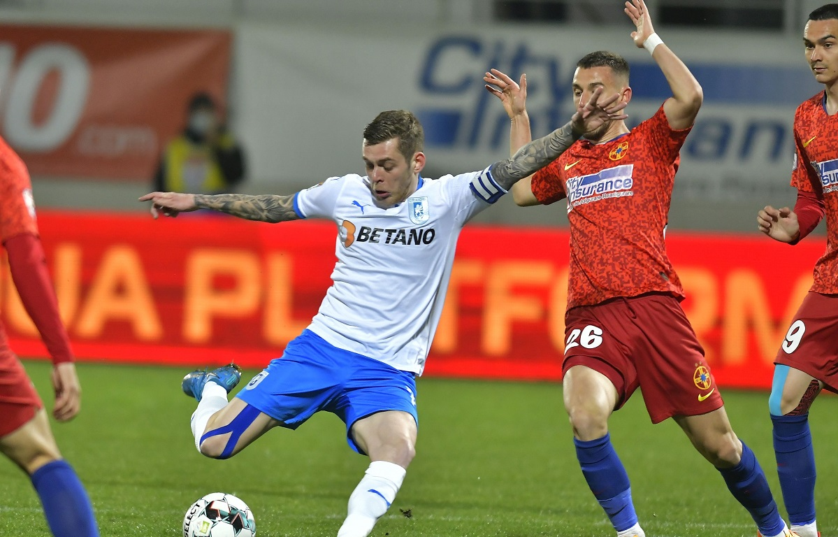 FCSB - Craiova, Liga 1