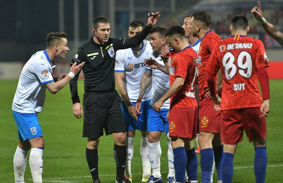 FCSB – Craiova 0-0 | Cine sunt cei 6 jucători chemaţi la controlul antidoping. Printre ei sunt şi doi fotbalişti de la România U21