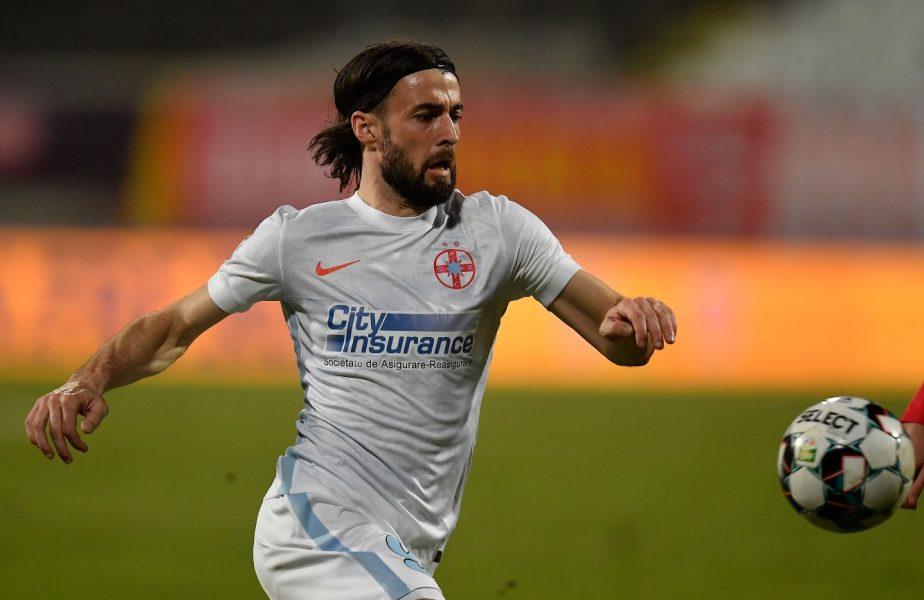 """FCSB – Universitatea Craiova 0-0   Ante Vukusic e istorie la FCSB! """"Nu mai primeşte nicio şansă"""""""