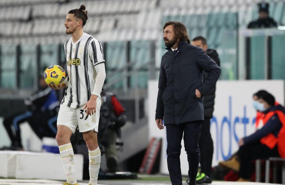 Radu Drăguşin semnează vineri cu Juventus! Ultimele detalii. Salariu uriaş pentru fundaşul de 19 ani