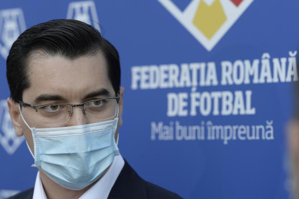 FRF, ultimatum de la UEFA! Ce decizie urgentă trebuie să ia Răzvan Burleanu. Trei orașe riscă să piardă organizarea la EURO 2020