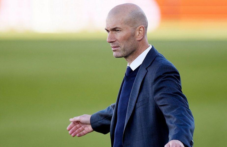 """Zinedine Zidane, anunţ bombă înaintea războiului cu Liverpool! Un star de la Real nu va putea juca: """"Nu îmi convine!"""""""